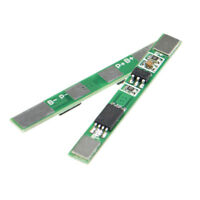 3x 1S 3.7V 2.5A PCB BMS Protection Board for 18650 Li-ion Lithium Battery Cel