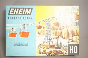 H0 - EHEIM--210...Lorenseilbahn...OVP   //   1 Y