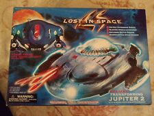VINTAGE LOST IN SPACE  Deluxe Transforming JUPITER2 ELECTRONIC LIGHTS SOUNDS NIB