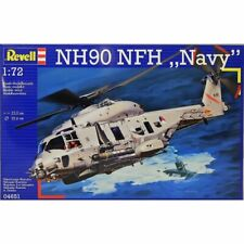 Revell 04651 NH90 NFH Navy Helicopter 1/72 scale plastic model kit