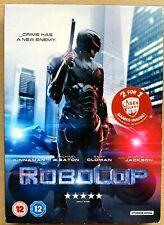 Robocop DVD 2014 Action Sci-Fi Film Movie Remake W/Schonbezug