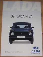 Prospekt Lada Niva 2003