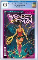 Future State Immortal Wonder Woman #1  CGC 9.8 Bartel Cover A PRE-ORDER 1/19/21