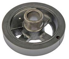 For Chevrolet C2500 C3500 G20 GMC Black Engine Harmonic Balancer Dorman 594-128