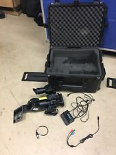 Sony PMW-EX3 Camera 2361 Hours ENG KIT, Camcorder, SKB Case, and Accessories