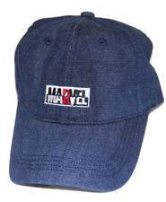 MARVEL Japan Universal Studio Denim adult baseball HAT CAP