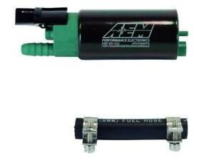 GENUINE AEM 50-1225 245LPH E85 High Flow Fuel Pump +Kit 2016+ Polaris RZR Turbo