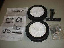 Garden Way H216454 Transport Wheel Kit for Speedy Hoe Tiller/Cultivator - NIB