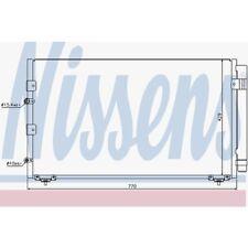 Nissens Kondensator, Klimaanlage Toyota Previa 94608 Toyota Previa MCR3_, ACR3_,