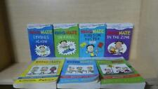 LINCOLN PEIRCE -LOT 9 BOOKS- BIG NATE STRIKES AGAIN, ON A ROLL, BOREDOM BUSTER +
