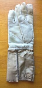 Large Leon Paul Right Hand Sabre Fencing Glove Size 9
