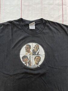 Vtg 1990s Souls Of Mischief Hieroglyphics Hip Hop Rap Oakland T-Shirt Rare XL