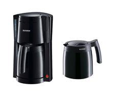 SEVERIN KA 9234  8 Tassen Kaffeemaschine Schwarz