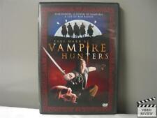 Tsui Hark's Vampire Hunters (DVD, 2003)
