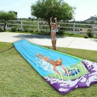 Giant Surf Water Slide Fun Lawn Water Slides Pools For Kids Summer 2020