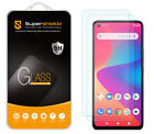 [2-Pack] Supershieldz Tempered Glass Screen Protector for BLU G91