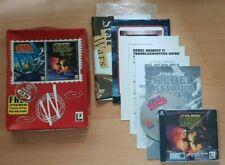 Rebel Assault et Rebel Assault II-White Label-PC CD-ROM