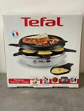 Tefal - Raclette / Plancha / Crêpes