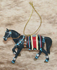"""TRAIL OF PAINTED PONIES Squash Blossom 2016 Ornament~2.25"""" Tall~Native Jewelry~"""