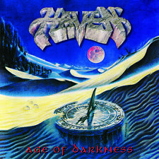 HAVEN - Age of Darkness (NEW*US WHITE METAL CLASSIC*CRIMSON GLORY*QUEENSRYCHE)