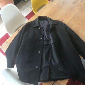 Hugo Boss Mantel, Größe 50 Cashmere