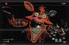 FIVE NIGHTS AT FREDDY'S - FOXY CAMERA POSTER - 22x34 VIDEO GAME 14972