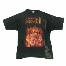 1993 DEICIDE 'AMON - FEAST THE BEAST' TEE