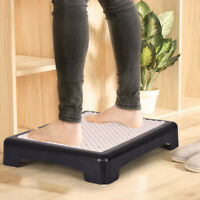 Elder Car Child Step Stool Extra Wide Footstool Camping Non Slip Outdoor Indoor