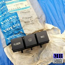 Volvo 240 260 heater HVAC control switch Genuine NOS 1347690 1307794