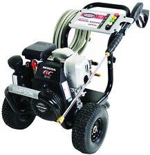 Gas Pressure Washer 3100 PSI Honda Power Pump Spray Gun Wand Nozzle Heavy Duty