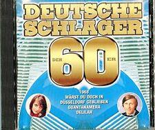 Deutsche Schlager der 60er-1968 Manuela, Dunja Rajter, Johnny 'Guitar' Ki.. [CD]