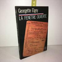 Georgette Elgey LA FENETRE OUVERTE le livre de poche 1976 LDP - ZZ-10315