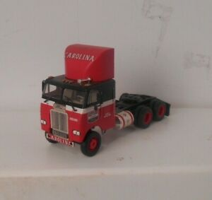 Athearn HO Freightliner Tractor Carolina Freight Carriers (TZ219)