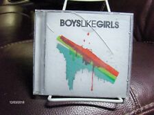 BOYS LIKE GIRLS 1-Cd, Sony/BMG Music Entertainment, 2007, Free Shipping!