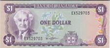 JAMAIQUE : 1 DOLLAR 1982 sign.6 NEUF - P.64a