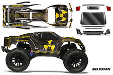 RC Body Graphics Kit Decal Sticker Wrap For Vaterra Halix Monster Truck MELT Y K