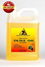 OLIVE OIL REFINED ORGANIC COLD PRESSED by H&B Oils Center FRESH 100% PURE 7 LB