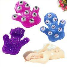 Rolling Ball Massager Hand-hold Roller 360° Joint Massage Glove