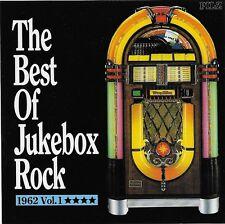 Import! Best of Jukebox Rock: 1962 Volume 1 ! Made in West Germany 1989 Pilz