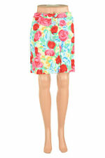 Talbots Women Skirts A-Line 12 Pink Cotton