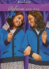 Rebecca and Ana Book 2 New American Girl Paperback