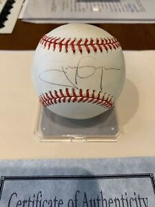Tony Gwynn Autographed Baseball with COA