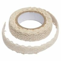 3X(Decoration band lace ribbon fabric tape Christmas wedding border gift C2A6