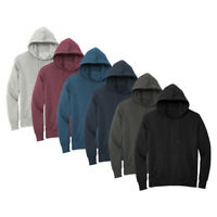 Men's Comfortable Pullover Hoodie With Front Pouch Pocket XS-S-M-L-XL-2X-3X-4X