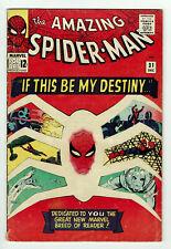 Amazing Spider-Man #31 (Marvel, 1965) 1ST APP GWEN STACY & HARRY OSBOURNE!