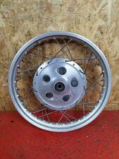 Vorderrad Trommelbremse drum brake wheel Yamaha SR 500 XS 650 Triumph bmw Honda