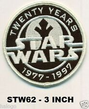 STAR WARS 20TH ANNIVERSARY PATCH - STW62
