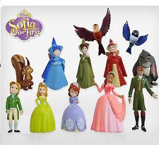 Princess Sofia Cake Toppers Set of 12 Figures