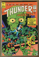"Thunder Agents - ""Final Encounter!"" - #8 (9.2) 1966"
