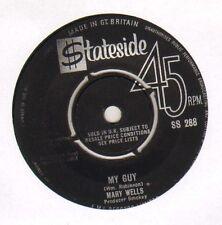 """MARY WELLS """"MY GUY"""" TAMLA SOUL 1964 SP STATESIDE 288"""